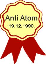 Anti atom Gromobran - Beograd